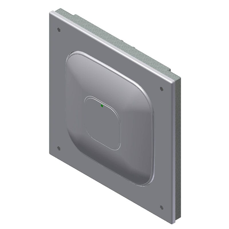 1041-00 Concealed Spline Ceiling Mount