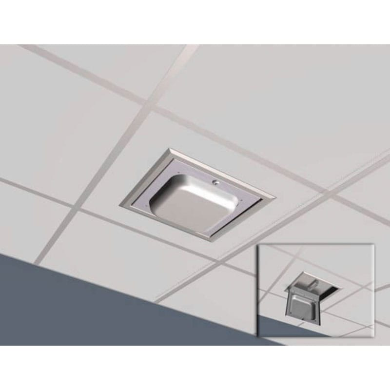 1075-WA Suspended Ceiling Enclosure - White ABS Dome for Multi-vendor WAP