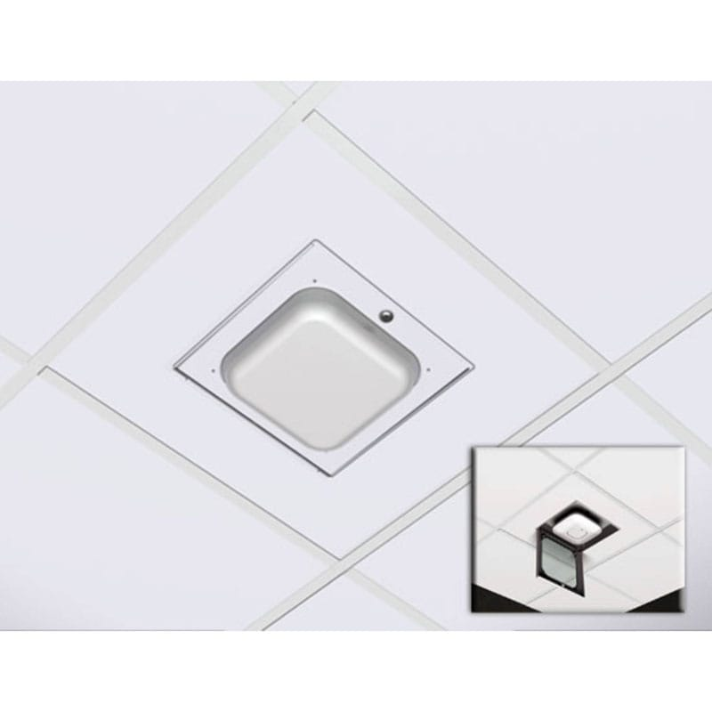 1077-WA Ceiling Enclosure - White ABS Dome for Multi-vendor WAP