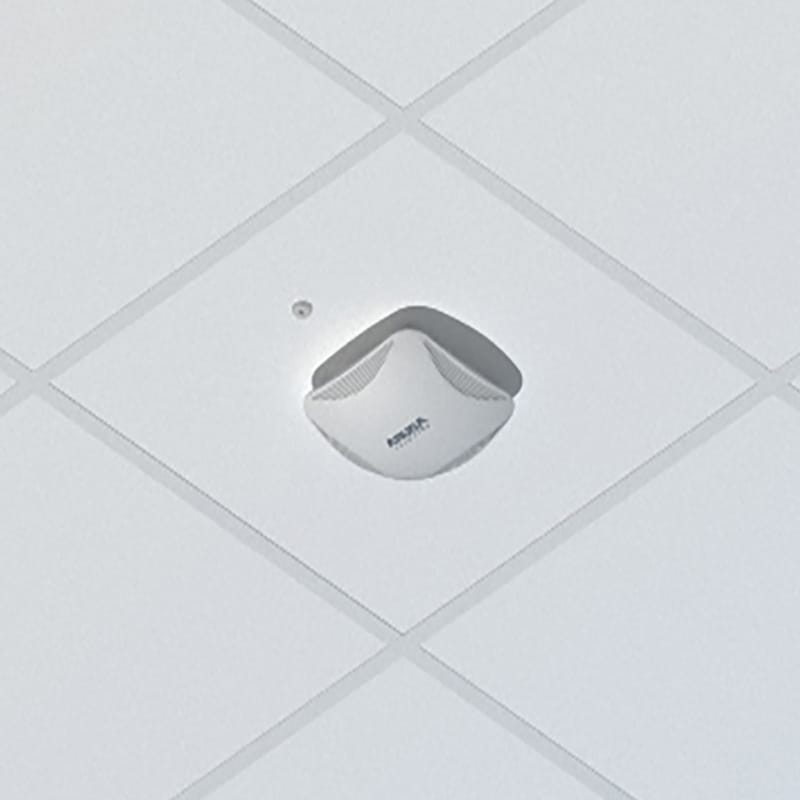 Oberon Inc Suspended And Hard Ceiling Locking Enclosures Wi Tile